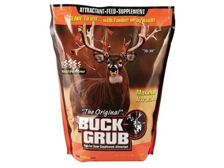 Evolved Habitats Buck Grub Deer Attractant 5 lb
