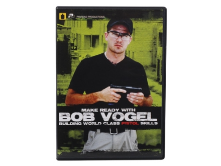 Panteao Make Ready with Bob Vogel: Building World Class Pistol Skills DVD