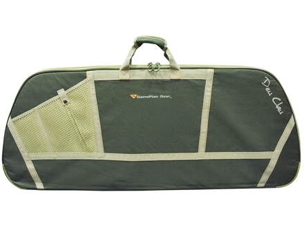 Game Plan Gear Dew Claw Bow Case Nylon Olive Drab
