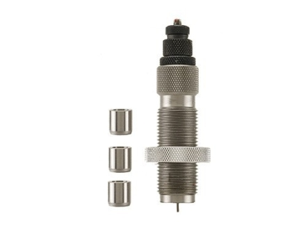Forster Precision Plus Bushing Bump Neck Sizer Die with 3 Bushings 6.5x47mm Lapua