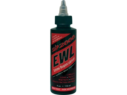 Slip 2000 EWL Gun Oil 4 oz Liquid