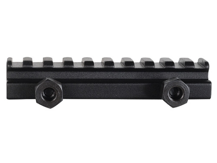 TRUGLO 1/2&quot; Picatinny-Style Riser Mount AR-15 Flat-Top Matte