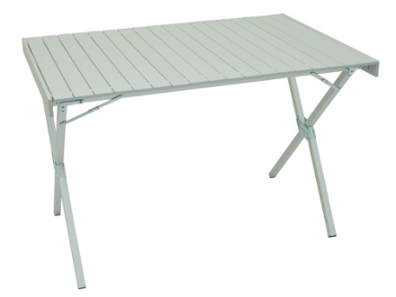 Alps Mountaineering Dining Table 55&quot; x 28&quot; x 28&quot; Aluminum