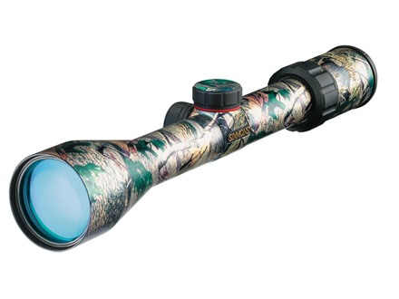 Simmons Master Series ProSport Rifle Scope 3-9x 40mm Truplex Reticle Advantage Timber Camo