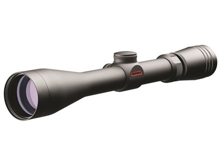 Redfield Revolution Rifle Scope 3-9x 40mm 4-Plex Reticle Matte