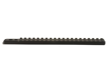 "Mesa Tactical Telescoping Stock Adapter Mount Tall Profile Picatinny Rail 9-1/2"" Length Aluminum Matte"