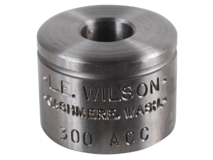 L.E. Wilson Trimmer Case Holder 300 AAC Blackout