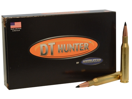 Doubletap Ammunition 30-06 Springfield 165 Grain Nosler AccuBond Spitzer Box of 20
