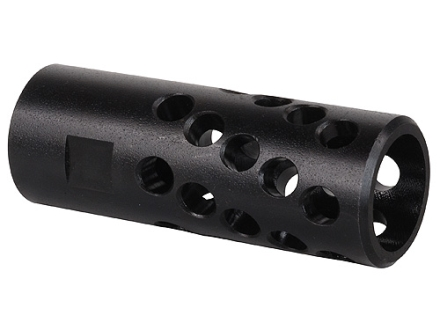 "AR-Stoner Heli-Port Muzzle Brake 5/8""-24 Thread AR-10, LR-308 Parkerized"