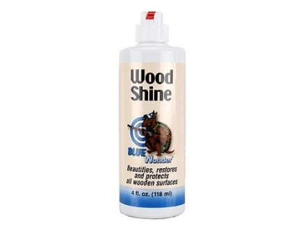 Blue Wonder Wood Shine 4 oz Tube