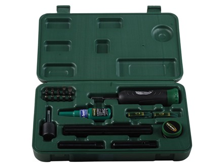 Weaver Deluxe Scope Mounting Kit with 1&quot; Lapping Tools