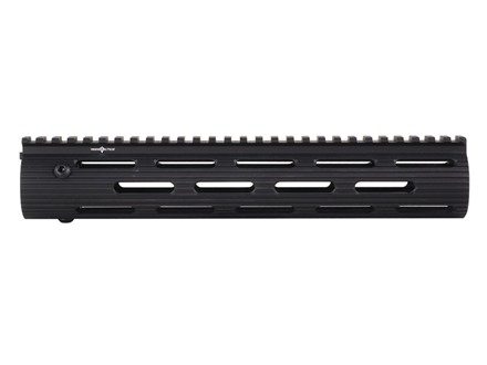 Troy Industries 11&quot; VTAC Alpha Battle Rail Modular Free Float Handguard AR-15 Black