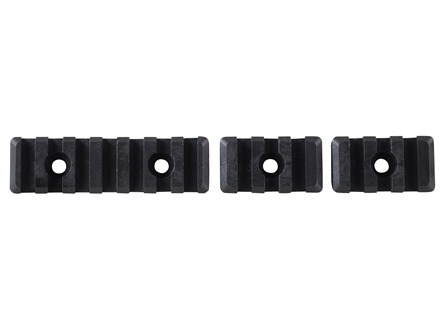 Midwest Industries Customizable Rail Section Kit for Gen-2 SS-Series Customizable Rail Handgaurds AR-15 Polymer Black