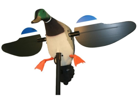 MOJO Mallard Drake with Remote Motion Duck Decoy Polymer