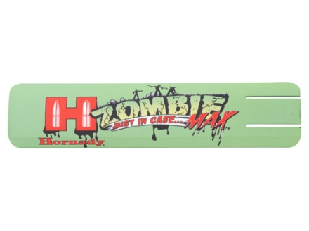 Hornady Full Profile Zombie Max Picatinny Rail Cover Polymer Package of 2