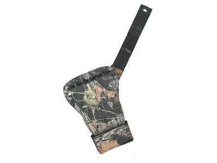 Allen Compact Broadhead Hip Quiver Nylon Mossy Oak Break-Up Camo