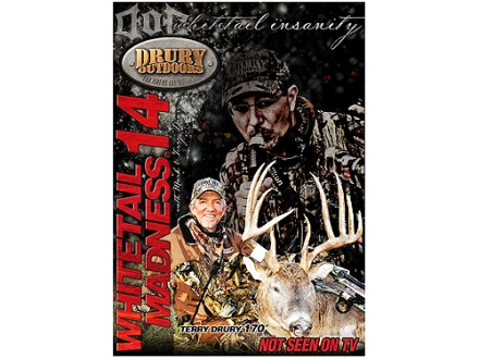 Drury Outdoors Whitetail Madness 14 Video DVD