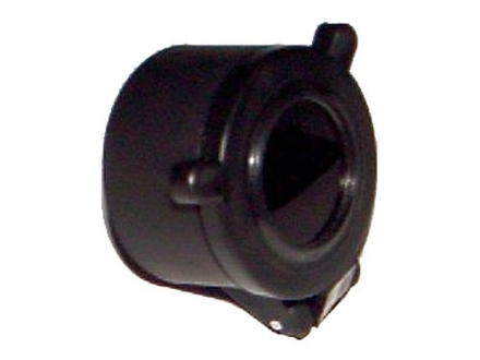 Insight Tech Gear Flip Cap for MX Series Flashlights Polymer Black