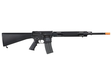 Bushmaster Predator Airsoft Rifle 6mm Electric Full/Semi-Automatic Polymer Black