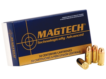 Magtech Sport Ammunition 45 ACP 230 Grain Full Metal Jacket Box of 50