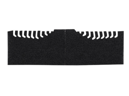 Decal Grip Springfield XDM 9mm/40 S&W Grip Panel Rubber Black