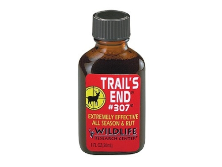 Wildlife Research Center Trail's End #307 Buck Lure Deer Scent Liquid