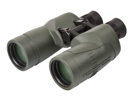 Vortex Hurricane Binocular Porro Prism Rubber Armored Green