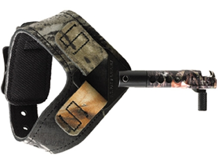 Scott Archery Silverhorn Bow Release Buckle Wrist Strap Mossy Oak Break-Up Camo