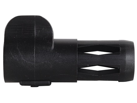 Power Custom Muzzle Brake Ruger 10/22 Standard Barrel Polymer Black