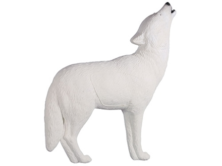 Rinehart Howling Wolf White 3-D Foam Archery Target