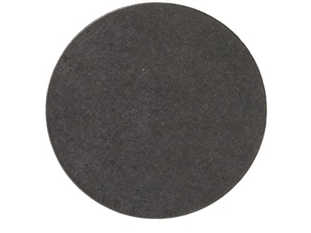 Lyman Target Pasters 1&quot; Round Black Package of 200