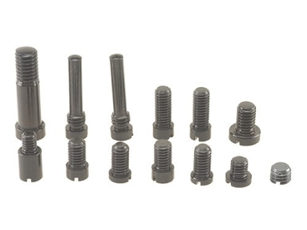 Peacemaker Parts Smokeless Screw Set Colt 2nd, 3rd Generation Blue