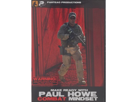 Panteao Make Ready with Paul Howe: Combat Mindset DVD