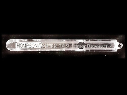 Thompson Center U-View In-Line Capper for #209 Primers (Not for Encore 209 x 50) Clear Polymer