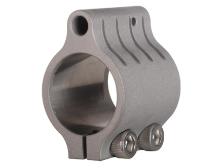 Vltor Low Profile Gas Block Clamp-On Standard Barrel AR-15, LR-308 .750&quot; Inside Diameter Stainless Steel