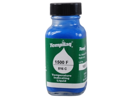 Tempilaq Temperature Indicator 1500 Degree 2 oz