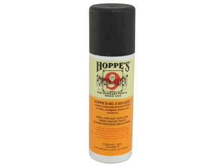 Hoppe&#39;s #9 Bore Cleaning Solvent 2 oz Aerosol