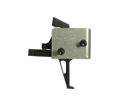 "CMC Triggers Tactical Drop-In Trigger Group Flat AR-15 Small Pin .154"" Single Stage Matte"