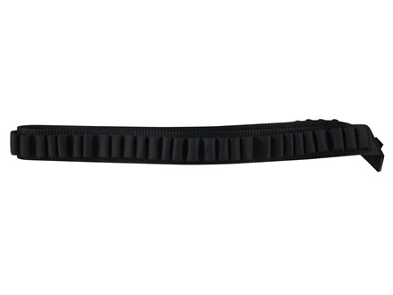 BlackHawk Cartridge Bandolier 55-Round Shotgun with Adjustable Strap Nylon Black