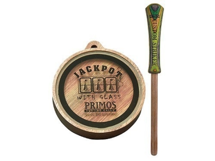 Primos Jackpot Glass Turkey Call