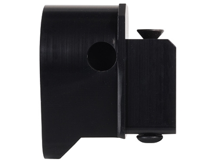 R&R Targets AR-15 Stock Adapter Saiga 12 Gauge Steel Black