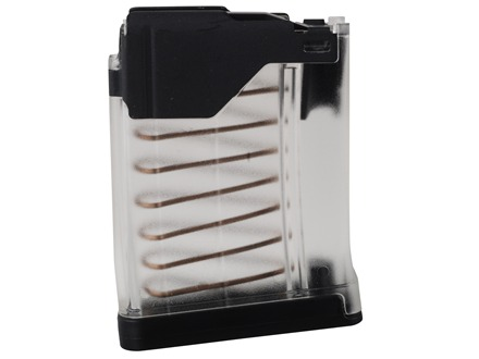 Lancer Systems L5 AWM Advanced Warfighter Magazine AR-15 223 Remington 10-Round Polymer Translucent
