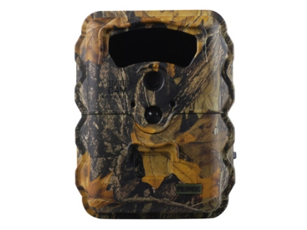 Primos Truth Cam Blackout Black Flash Infrared Game Camera 7.0 Day/5.0 Night Megapixel Mossy Oak Break-Up Camo