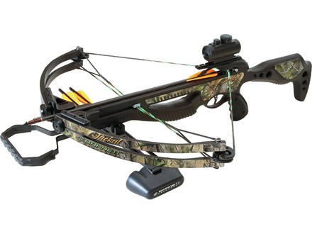 Barnett Jackal Crossbow Package with Red Dot Sight Next G1 Camo