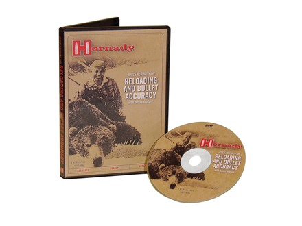 Hornady Video &quot;Metallic Reloading&quot; DVD