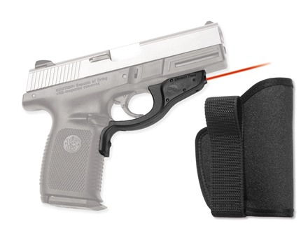 Crimson Trace Laserguard with Pocket Holster S&W Sigma Polymer Black