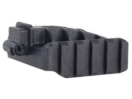 Grip Pod Double Light Rail Polymer Black