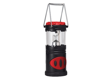 Primus LED Camping Lantern 36 Lumens without Batteries (3 D) Polymer Black and Red