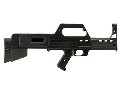 Mounting Solutions Plus Muzzlelite Bullpup Rifle Stock Ruger 10/22 Synthetic Black