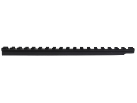 EGW 1-Piece Picatinny-Style 20 MOA Elevated Base Savage Axis, Edge Matte